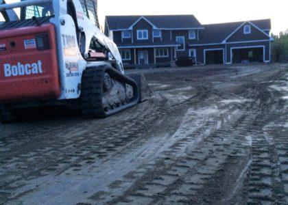 Acreage Driveway Construction 2016 - 4