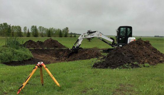Mini Excavator 2015 - 2